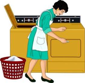 empregada limpeza Domestica
